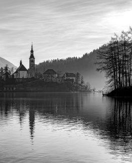Slovinsko – Bled, Jamnik